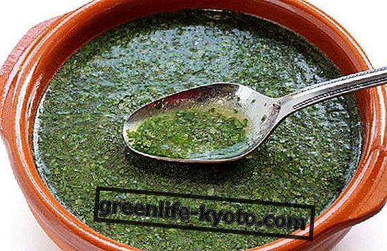 Molokhia, egiptiečių kepenų sriuba
