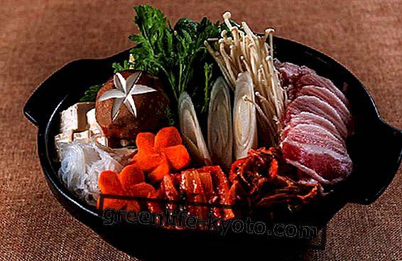 Kimchi, los vegetales fermentados de Corea.