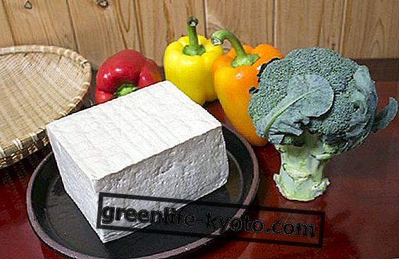 Homemade tofu: reteta