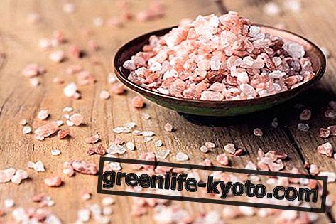 Rožinė druska, savybės ir naudojimas