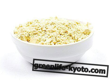 Lupinová mouka, vlastnosti a použití