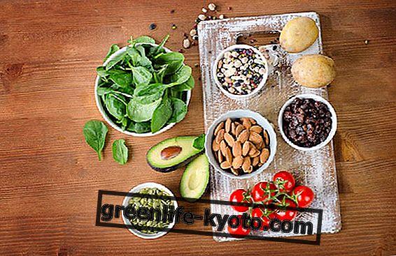 3 salatit, mis sisaldavad rohkesti kaaliumi