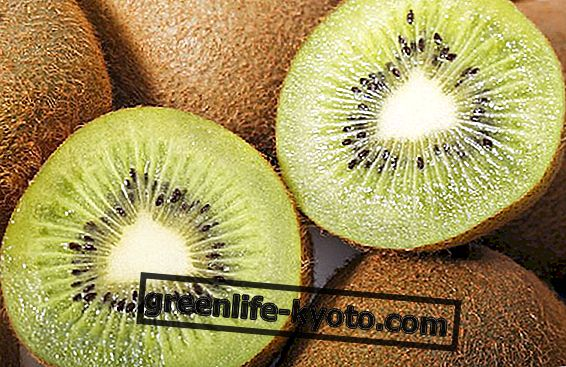 Kiwi, el laxante natural.
