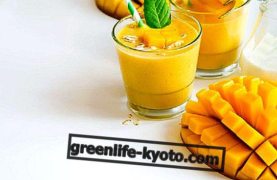 4 receptai su mango