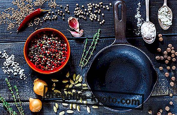 5 Indonesische afrodisiacum en veganistische recepten