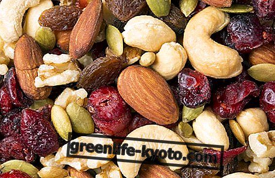 Календар сушеног воћа