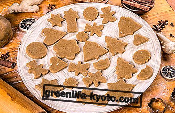 Μπισκότα τζίντζερ, 3 εύκολες συνταγές