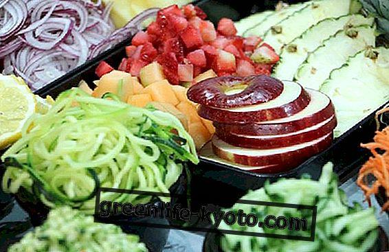 Elintarvikkeiden entsyymit: raaka-aineiden syömisen edut