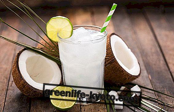 3 рецепта са кокосовом водом