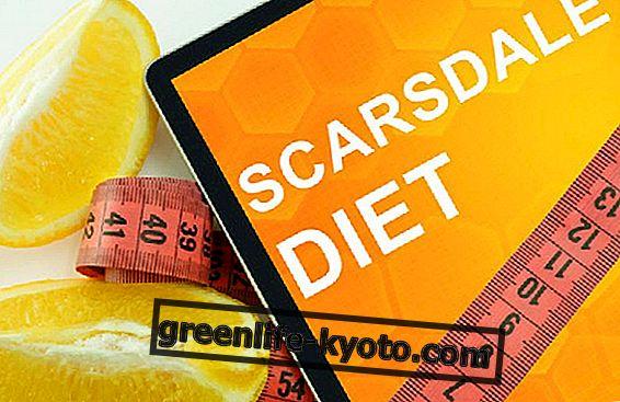 La dieta de Scarsdale: Ejemplo y recetas
