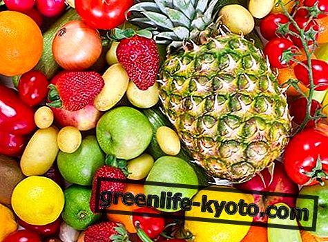 Плодове: списък, свойства, хранителни стойности