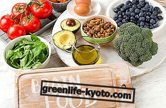 10 nejlepších potravin pro mozek