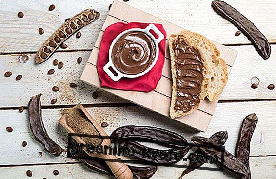 Carob, alternatīva klasiskajai šokolādei