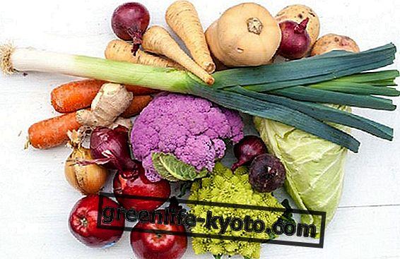 5 retseptit oktoobri toitumise jaoks