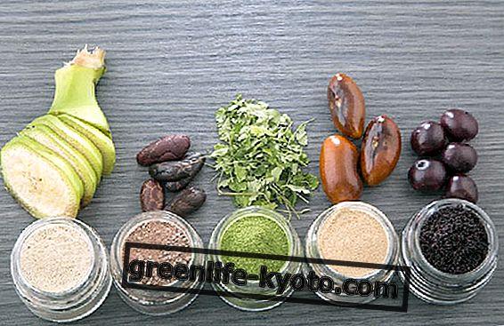 Натуральные антиоксиданты: как их распознать