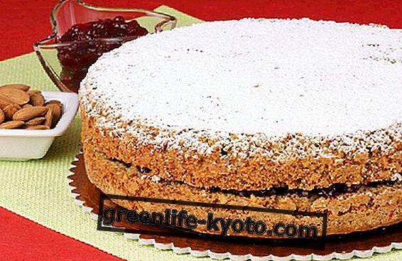 Grikių pyragas: receptas