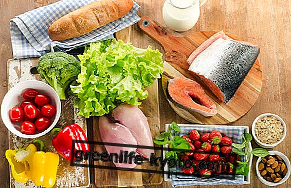 Зональная диета: пример и рецепты