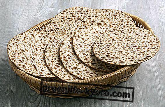 Élesztőmentes kenyér 3 változatban