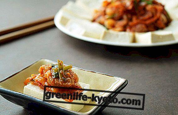 Cuire le tofu et le seitan