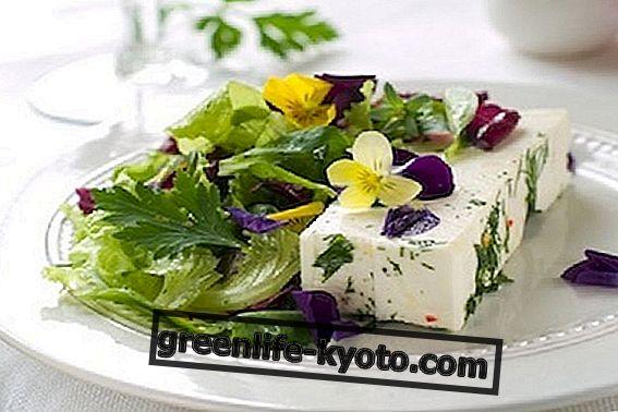 Μαγειρική με λουλούδια