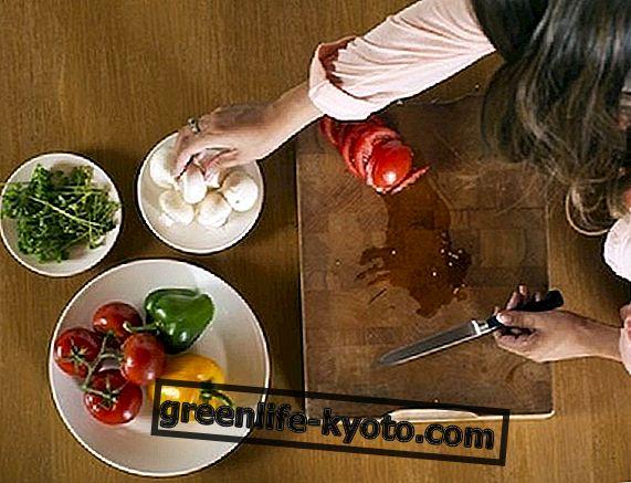 Kuhanje veganske zabave