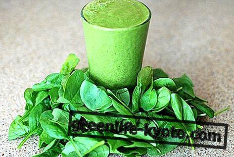 Espinacas: propiedades, valores nutricionales, calorías.