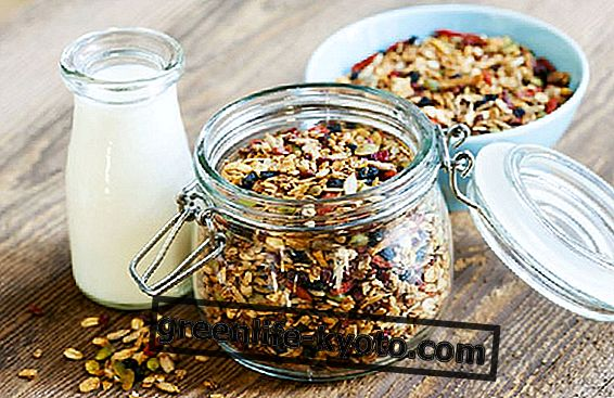 DIY protein muesli