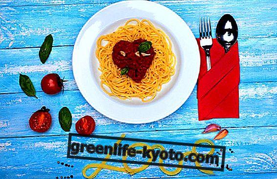 Drie recepten voor Valentijnsdag