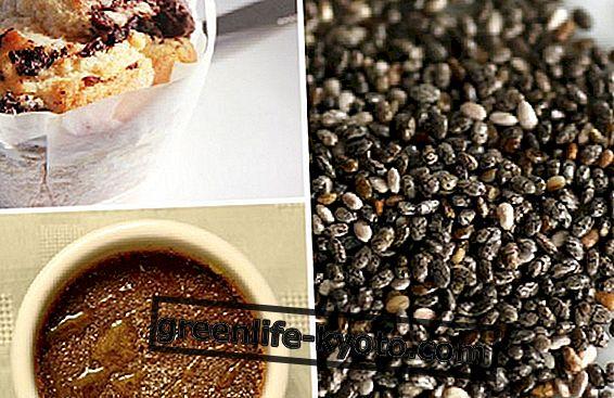 4 načine (okusno), da dodamo chia semena vaši prehrani