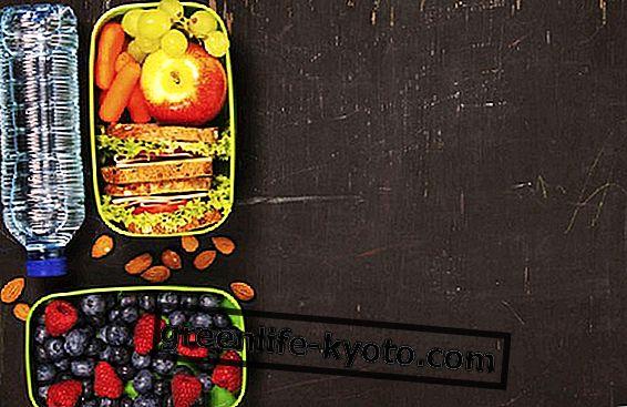 Ăn trưa không chất thải: làm thế nào để thực hiện một sinh thái trượt