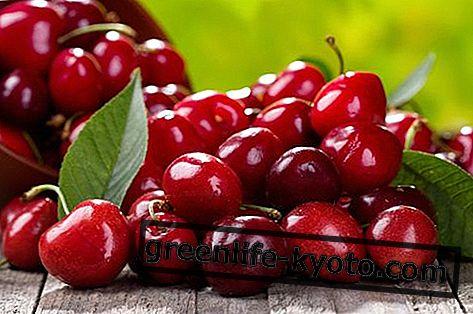 Třešně: vlastnosti, nutriční hodnoty, kalorie