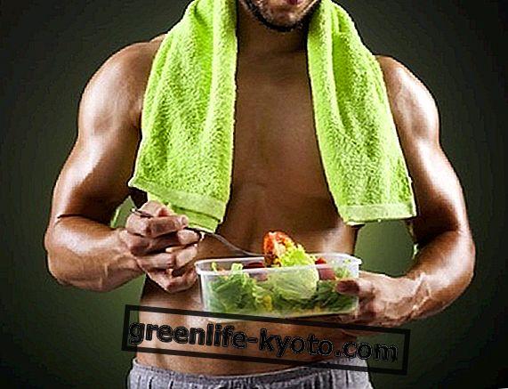 Välj vegetabiliska proteintillskott för sport