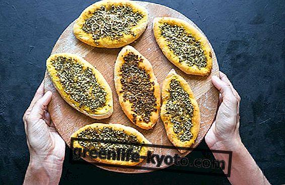 Lübnan mutfağı: özellikleri ve ana gıdalar
