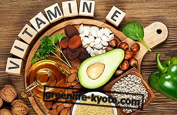 Vitaminas E, kur jis yra?