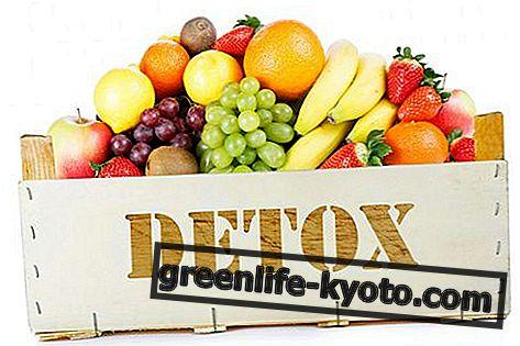 Detox-dieet: voordelen en contra-indicaties