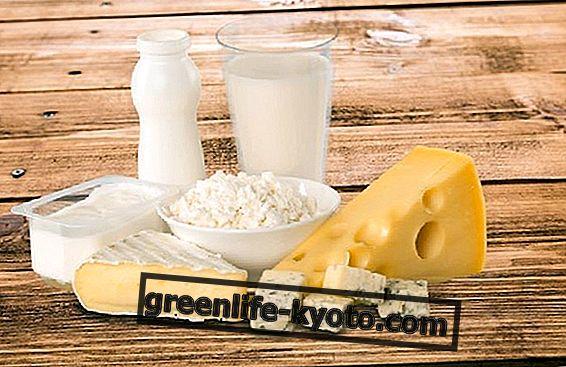 Az egészségesebb étrend érdekében csökkentse a tej és a tejtermékek mennyiségét