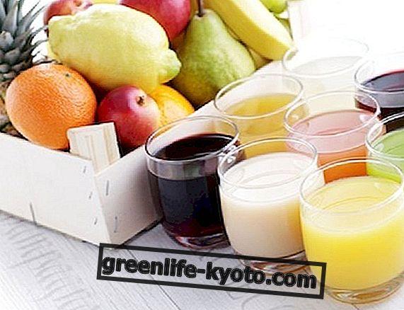 3 екстракта воћа и поврћа за ваше тијело