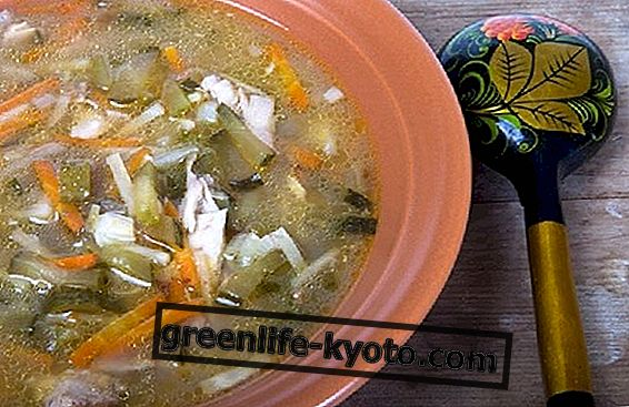 Minestrone dieta s podzimní zeleninou