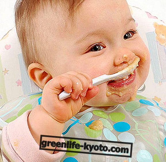 Weaning: instructions for use