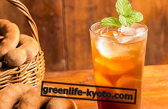 Tamarind sirup, opskriften