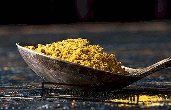 Curry: właściwości i przeciwwskazania