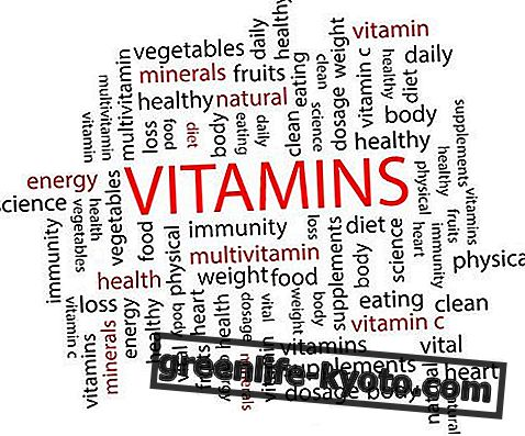Deficiency vitamins
