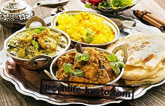 Индийска кухня: характеристики и основни храни