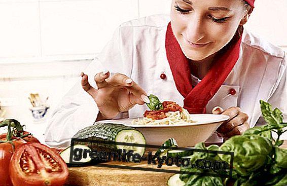 Menus végétariens dans les restaurants: peuvent être améliorés