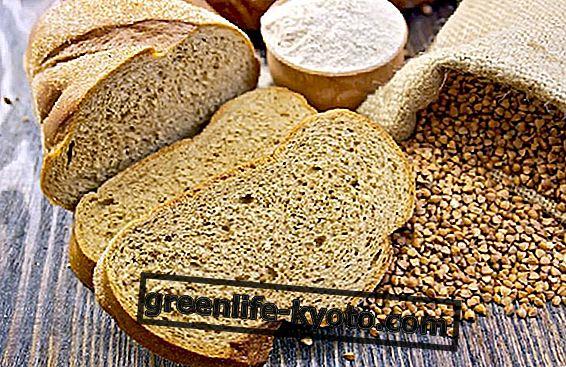 Pan de trigo sarraceno: la receta con y sin gluten.
