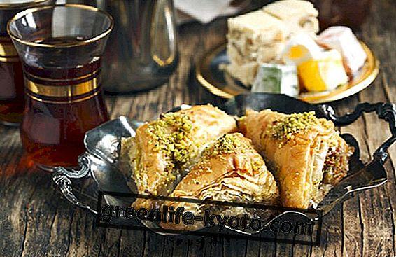 Türkische Küche: Eigenschaften und Hauptnahrungsmittel