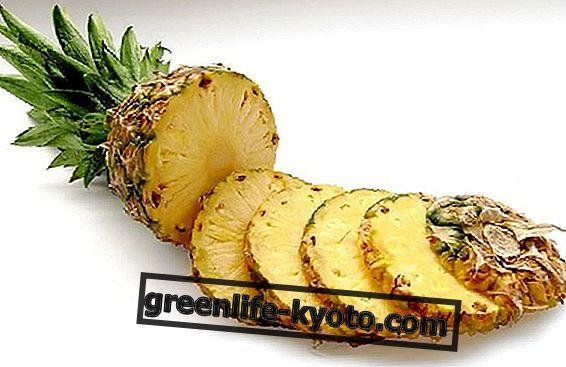 Ananasai: 3 specialūs egzotiški receptai
