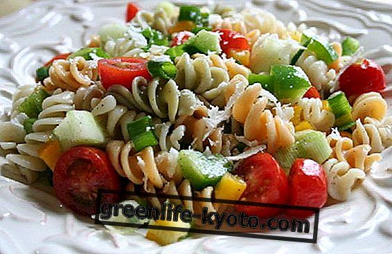 5 vegetarische Sommerrezepte