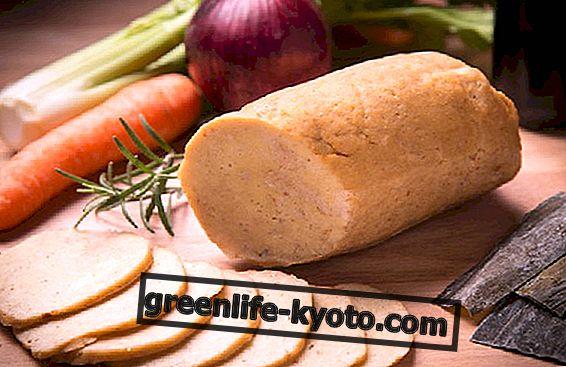 Seitan: prehranske vrednosti in kje kupiti