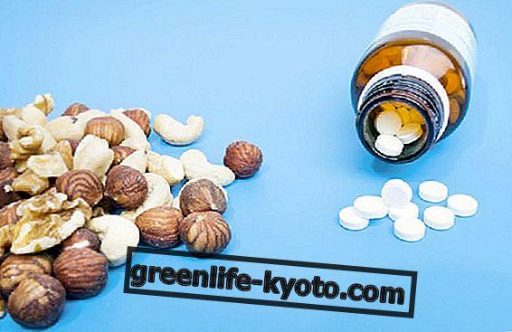 Foliumzuur en natuurlijke supplementen